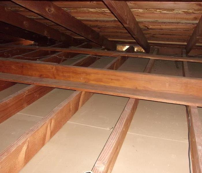 Insulation Removal in Attic After