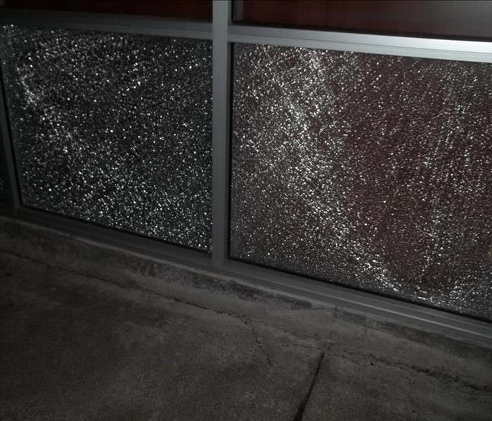 Vandalized Business in Vallejo, CA Before
