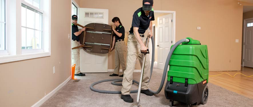 Vallejo, CA residential restoration cleaning